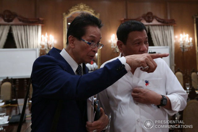 Duterte orders Panelo to travel to Seoul, apologize to South Koreans (Photo: RODRIGUEZ/PPD)