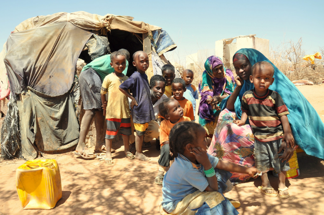 Severe drought has displaced more than 135,000 people inside Somalia since November 2016 as the number keep on growing, the UN refugee agency said on Tuesday. (Photo: Oxfam East Africa/Flickr)