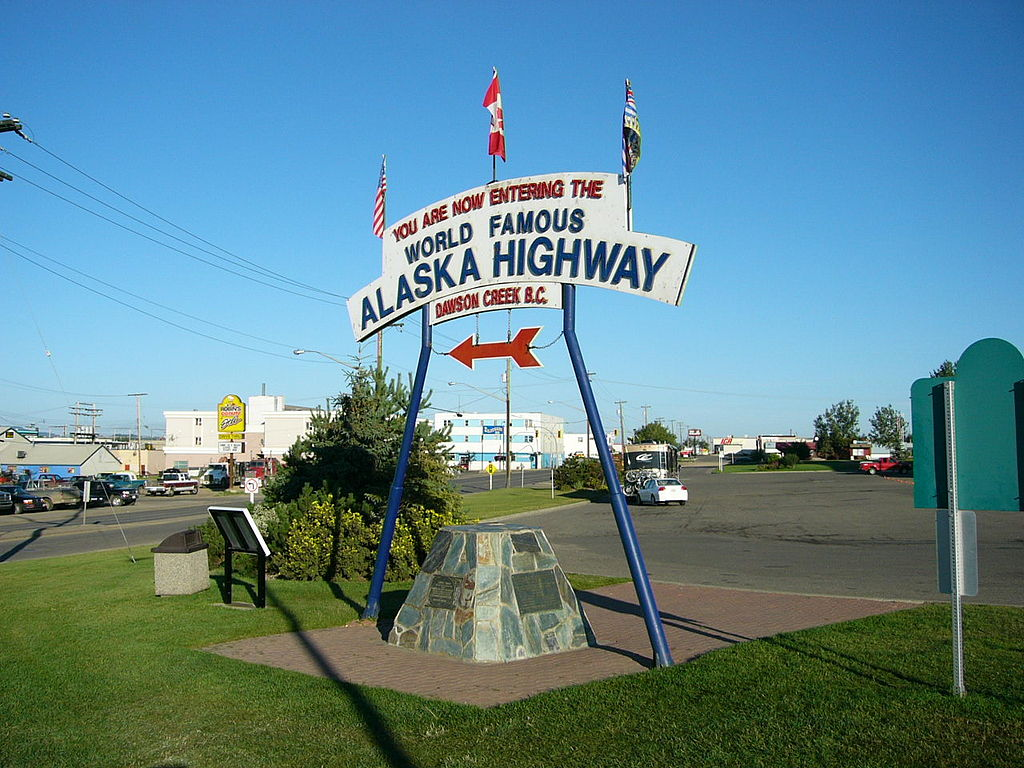 A Yukon member of the legislature wants the federal government to press the United States to live up to a decades-old agreement to help pay for repairs to the Alaska Highway. (Photo: Jadecolour/ Wikipedia)