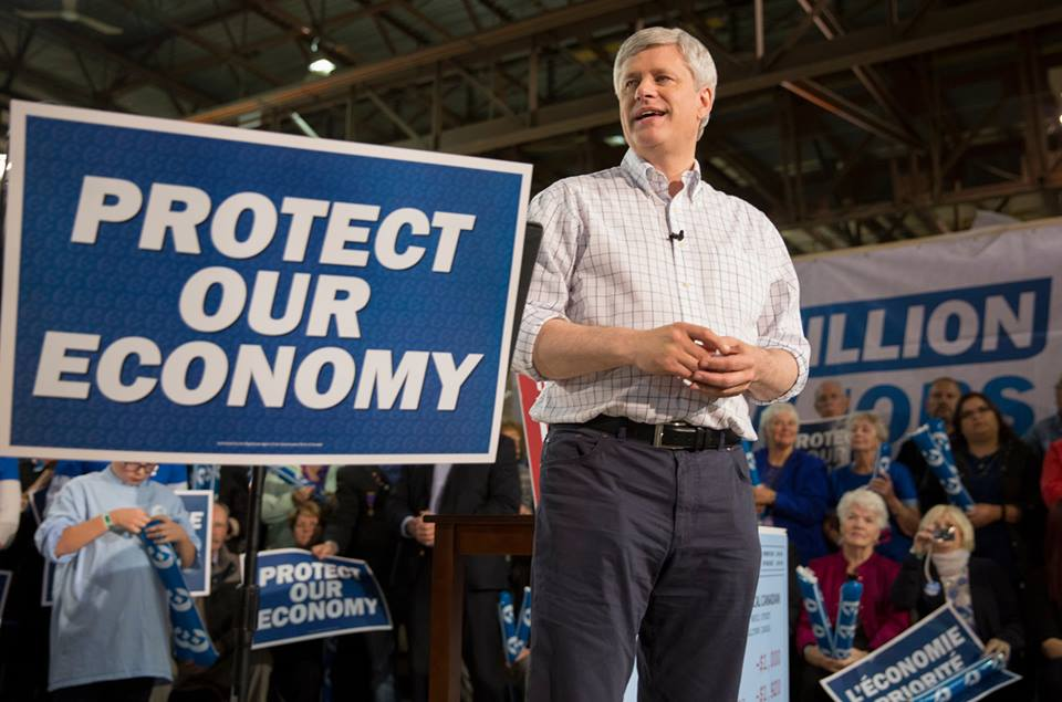 Stephen Harper was the MP in the riding now known as Calgary Heritage, while Calgary Midnapore was long the domain of one of his most trusted lieutenants: Jason Kenney, who has since jumped to Alberta politics. (Photo: Stephen Harper/ Facebook)