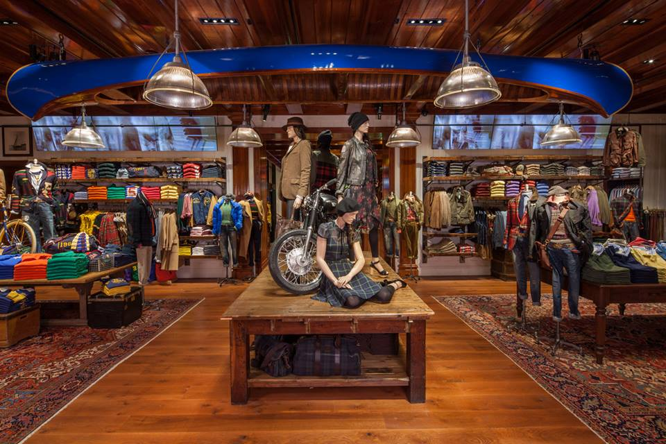 Ralph Lauren Corp. said Tuesday that it is shuttering its high-profile Polo store on New York's Fifth Avenue, less than three years after opening it. (Photo: Ralph Lauren/Facebook)