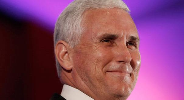 Vice-President Mike Pence sought to reassure Australia on Saturday that the U.S. remains committed to the countries' longtime alliance, as he tried to patch up relations that were left frayed when President Donald Trump got into a spat with Australia's leader over a refugee resettlement deal. (Photo: Andy Borowitz/Flickr)