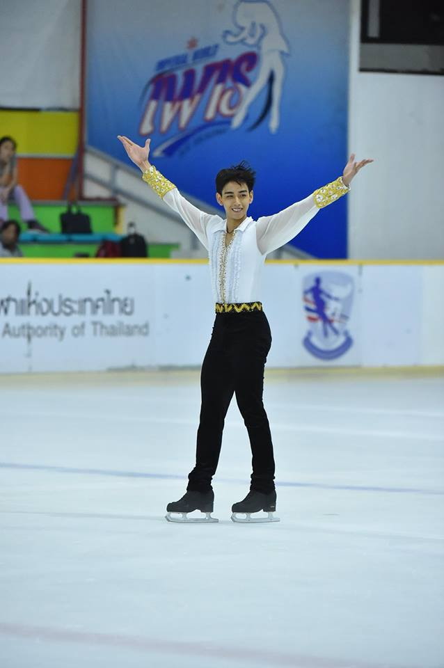 Philippine Skating Union president Manuel Veguillas told the Philippine News Agency (PNA) on Friday that Martinez scored 69.32 points to finish among the Top 24 in the men's short program after Thursday's (Friday in Manila) competition. (Photo: Michael Martinez/ Facebook)