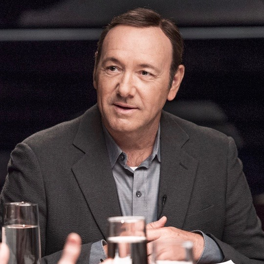 "Kevin Spacey has been picked to host this year's Tony Awards, putting the award-winning star of ""House of Cards"" in the unenviable position of steering a telecast surely facing a post-""Hamilton"" hangover. (Photo: Kevin Spacey/Facebook)"