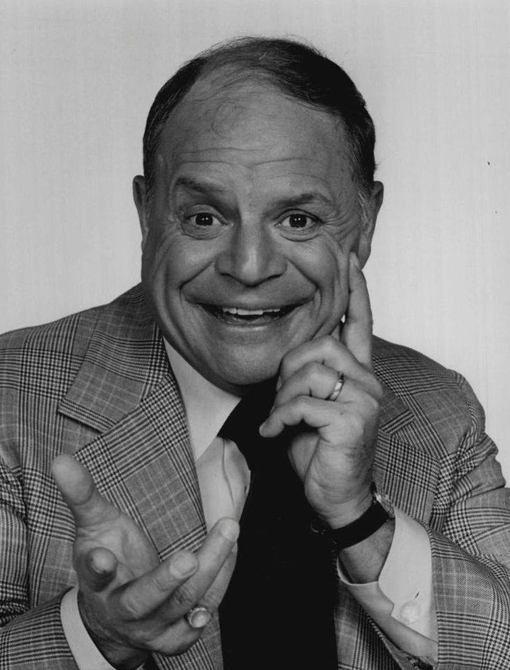 "Don Rickles, the big-mouthed, bald-headed ""Mr. Warmth"" whose verbal assaults endeared him to audiences and peers and made him the acknowledged grandmaster of insult comedy, died Thursday. He was 90. (Photo: Iconic Cool/Facebook)"