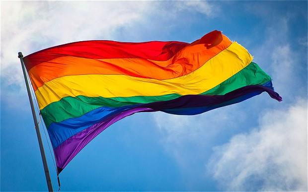 In an interview Saturday, Jones recalled the rainbow flag's first appearance at the 1978 gay pride parade (Photo: LGBT Movement/ Facebook)