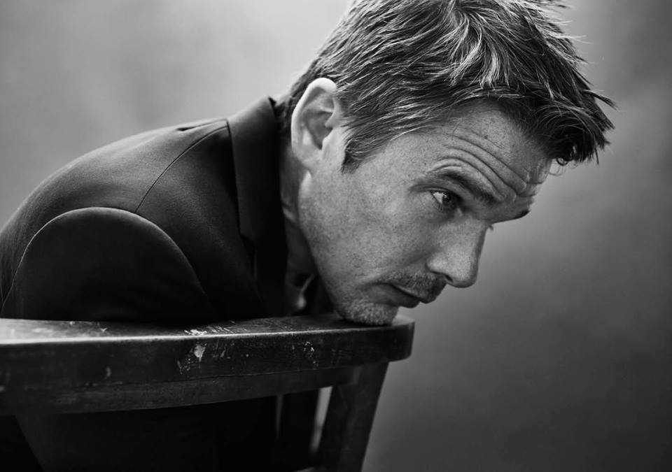 Ethan Hawke knows well the rugged, salty landscape of Nova Scotia. (Photo: Ethan Hawke/Facebook)