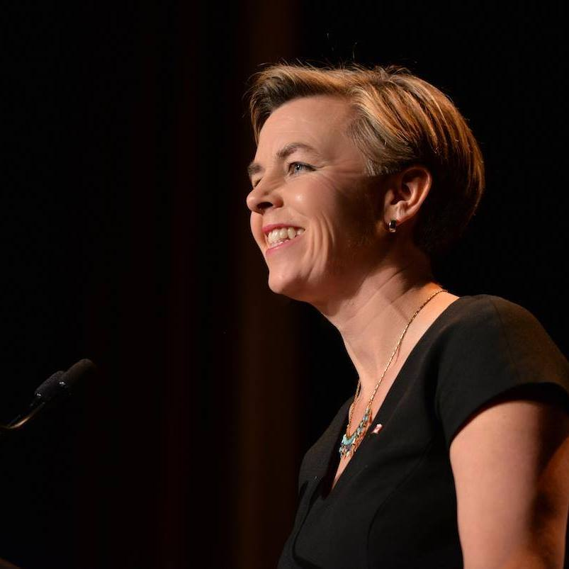 "Marijuana is a ""dangerous drug,"" Conservative leadership hopeful Kellie Leitch said Tuesday as she promised to undo the Liberal government's efforts to legalize it, should she become her party's leader and eventually prime minister. (Photo: Kellie Leitch/Facebook)"