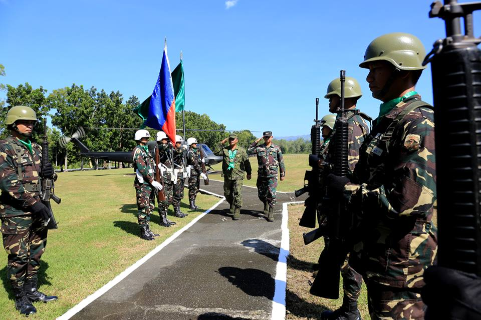 Showing that it does not tolerate divisiveness and discrimination, the Armed Forces of the Philippines (AFP) on Saturday announced that it is allocating 5 percent of its applicant quota for Muslim Filipinos who want to join the military. (Photo: Armed Forces of the Philippines/Facebook)