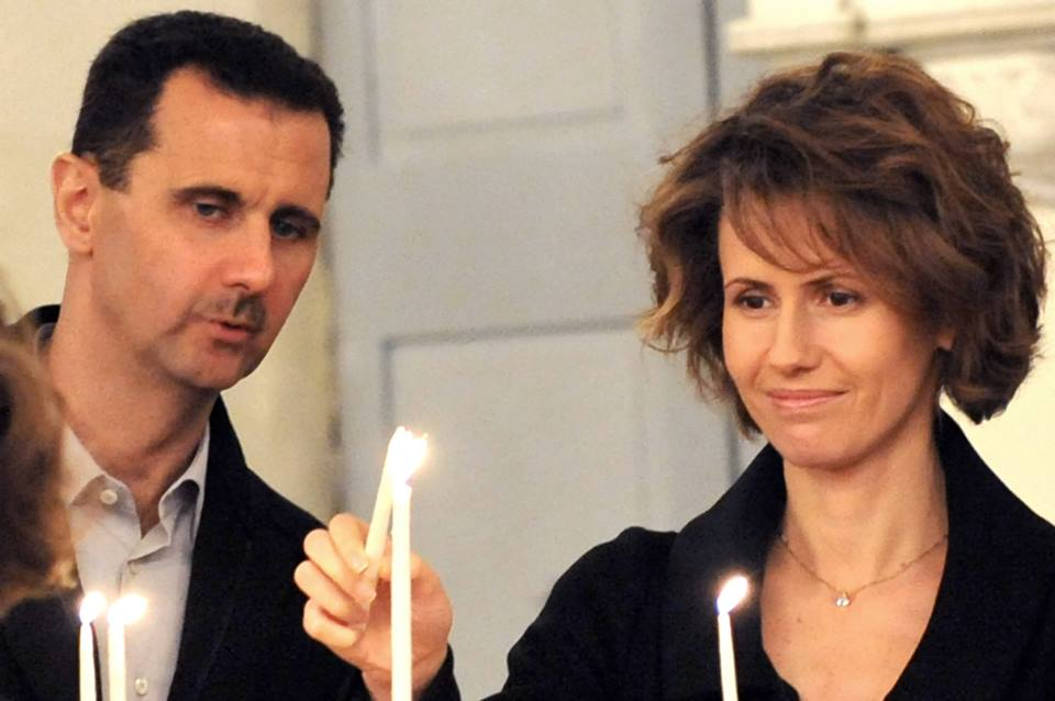 Asma Assad reportedly holds dual citizenship of the United Kingdom and Syria. (Photo: Asma al Assad - Syria's First Lady/ Facebook)