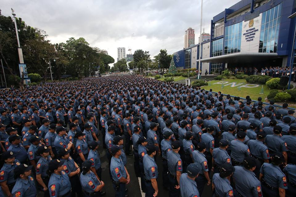 The Philippine National Police Highway Patrol Group (PNP-HPG) is deploying 426 personnel to provide security for the heads of states who will attend the ASEAN (Association of Southeast Asian Nations) Summit next week. (Photo: Philippine National Police/Facebook)