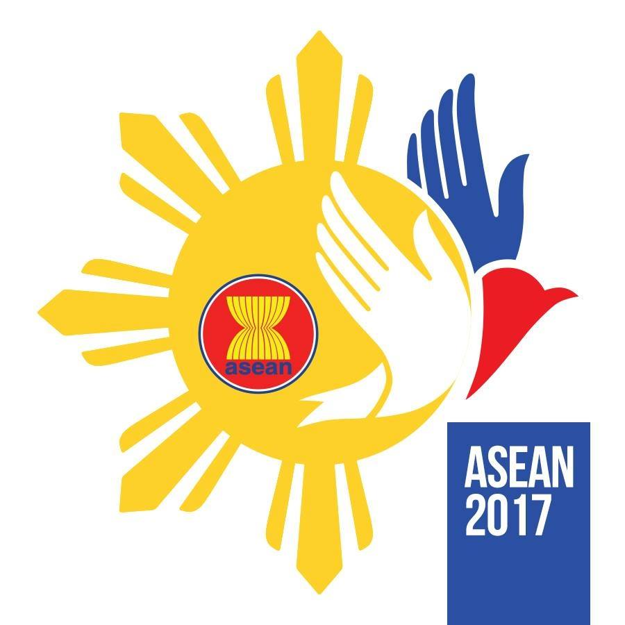 """""""We are very fortunate to say that there are no threats detected for the coming ASEAN meetings (at the PICC in Pasay City),"""" he said. (Photo: ASEAN 2017/ Facebook)"""