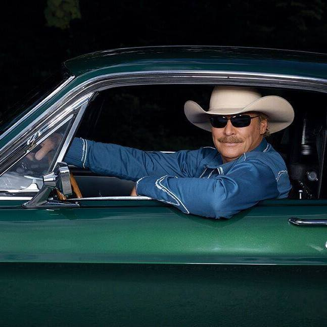 Country star Alan Jackson, actor-singer-guitarist Jerry Reed and songwriter Don Schlitz will be inducted into the Country Music Hall of Fame later this year. Their selection was announced Wednesday. (Photo: Alan Jackson/Facebook)