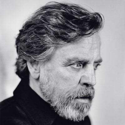 "He's played Luke Skywalker and the Joker, but Mark Hamill has one role he'd like to add to his resume: That of ""Star Wars"" creator George Lucas. (Photo: Mark Hamill/ Facebook)"