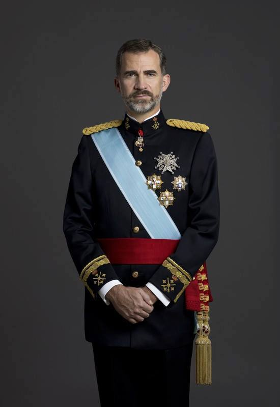 Spanish King Felipe VI has met with Japanese Emperor Akihito in his first visit to Japan since ascending to the throne. (Photo: European Royal Families/Facebook)