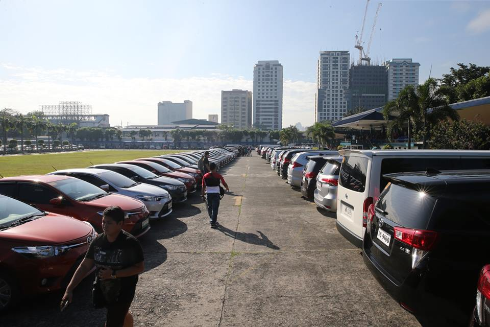 The Department of Justice set the preliminary investigation next week on the complaint filed by National Bureau of Investigation (NBI) against the perpetrators behind the 'rent-tangay' modus operandi which has victimized car owners from different parts of the country. (Photo: Philippine National Police/Facebook)