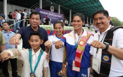 A partylist lawmaker at the House of Representatives has called for the strengthening of the country's sports development program for the youth as the country stages the annual sports fest, 2017 Palarong Pambansa, in Antique this week. (Photo: Philippine News Agency)