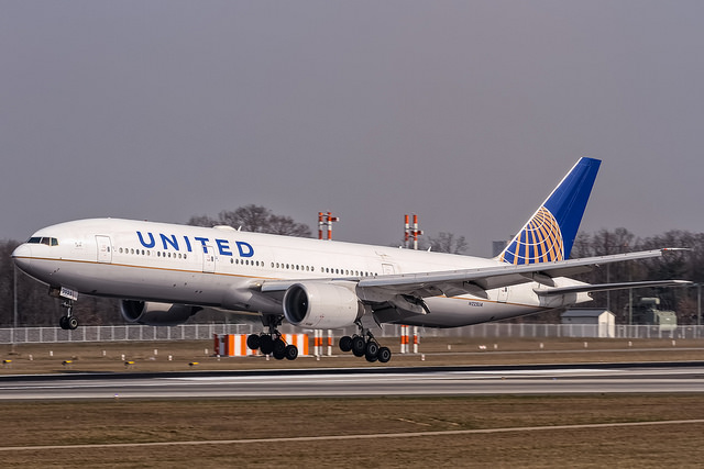 United Airlines had issued a new policy change that would require its staff to check into flights one hour before departure, local media reported on Saturday. (Photo: Oliver Holzbauer/ Flickr)