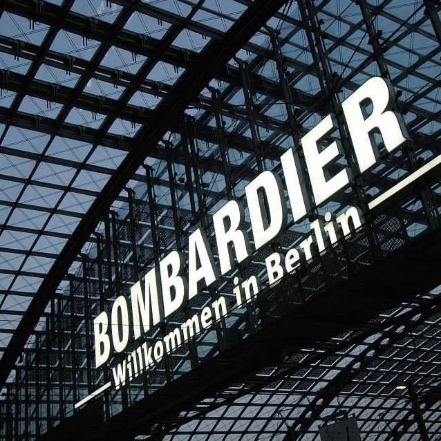 Bombardier appears unable to shake off public anger over hefty pay packages to its senior executives. (Photo: Bombardier Transportation/ Facebook)