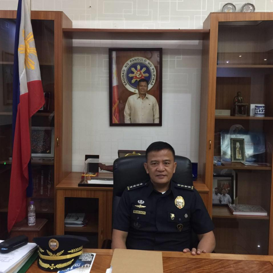 "The document cited the ""audacity and courage"" of Faeldon, a newcomer in the bureaucracy, praising his efforts to run after smugglers shortly upon his assumption as head of the bureau in July last year.  (Photo: Commissioner Nicanor Faeldon/ Facebook)"