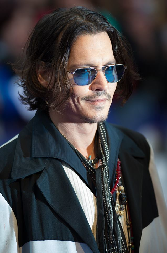 "Johnny Depp's former business team is calling the star ""a habitual liar"" after Depp said in an interview that his one-time managers ""clearly let him down."" (Photo: Johnny Depp Forever/Facebook)"
