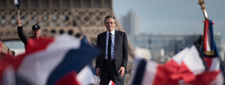 Washington's strikes targeting an airfield in Syria are understandable as a response to reported chemical weapons attack, but should not lead to direct confrontation with Russia or Iran, French presidential candidate Francois Fillon said Friday. (Photo: François Fillon/Facebook)