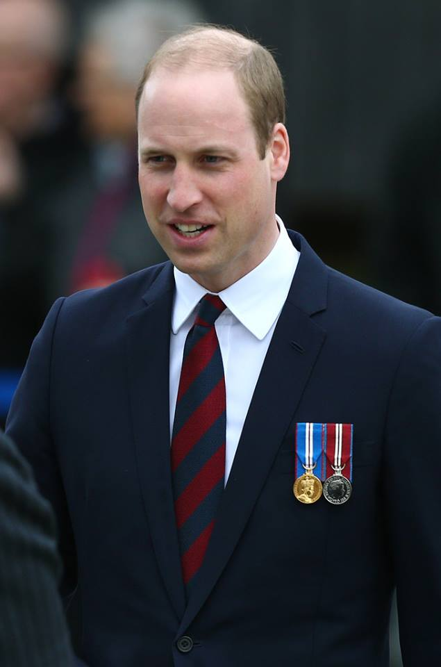 Prince William has enlisted Lady Gaga in his campaign to persuade people to be more open about mental health issues. (Photo: Prince William Arthur Philip Louis Windsor - Duke of Cambridge/Facebook)
