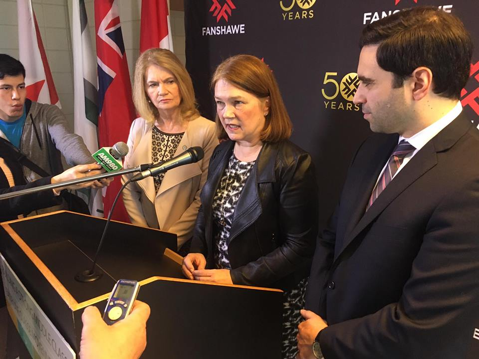 """""""It is a major policy change for us,"""" Philpott said. """"It requires significant resources in order to be able to do that, but it is absolutely a wise investment."""" (Photo: Jane Philpott/ Facebook)"""