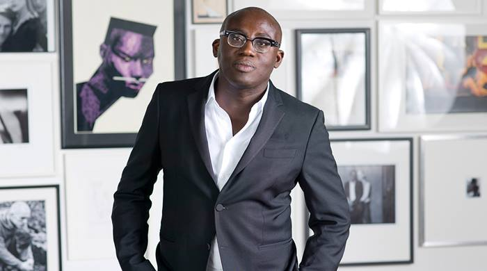 British Vogue's search for a new leader has come to an end with the naming of Edward Enninful as the magazine's new chief editor. (Photo: Ms. Uduak/Facebook)