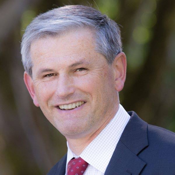 Andrew Wilkinson, candidate for Vancouver-Quilchena, said on Saturday the city's ban would increase costs to consumers, businesses and residents because it would increase building costs and create a reliance on electricity, which is more expensive. (Photo: Andrew Wilkinson/ Facebook)