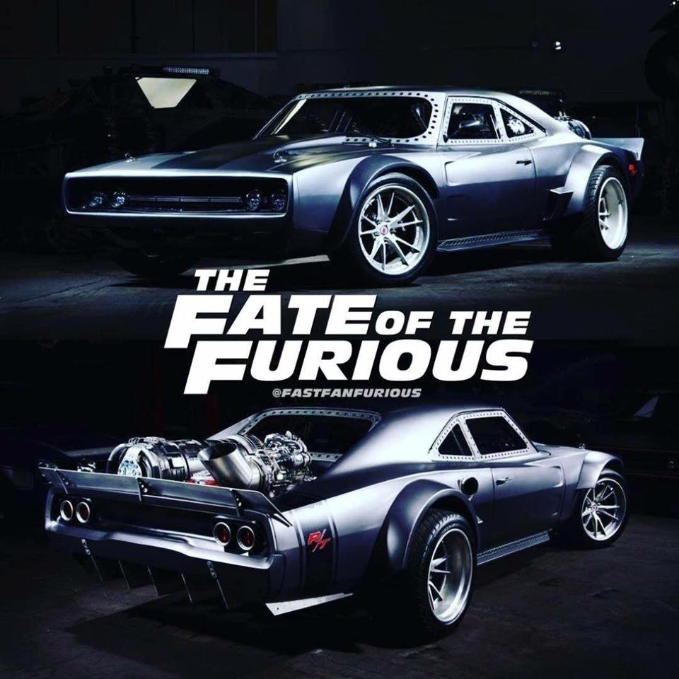 """The eighth installment in """"The Fast and the Furious"""" franchise continues its record-smashing run around the world with an international weekend estimate of 163.4 million U.S. dollars in 65 territories. (Photo: The Fate of the Furious - F8/ Facebook)"""