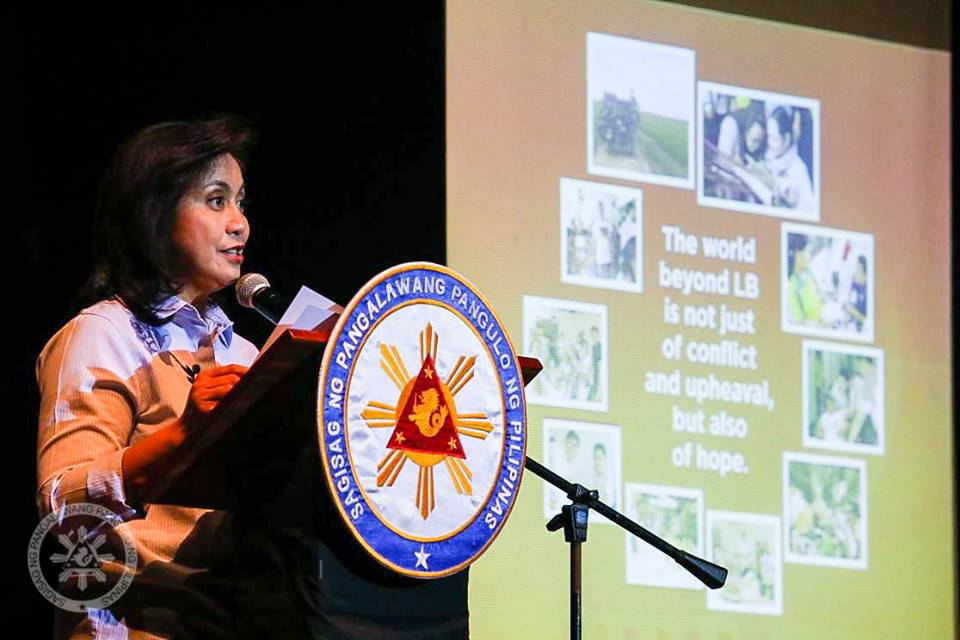 Te said the PET denied the petition filed by Robredo seeking reconsideration of its March 21 resolution and directed her to pay the cash deposit as stated in the said resolution regarding the election protest filed by Marcos. (Photo: Leni Robredo/ Facebook)