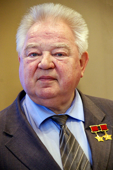 """At night to April 8, at the age of 85 died the USSR cosmonaut, twice Hero of the Soviet Union, engineer and cosmonaut... Georgy Grechko,"" the website reads. (Photo: Serge Serebro/ Wikipedia)"