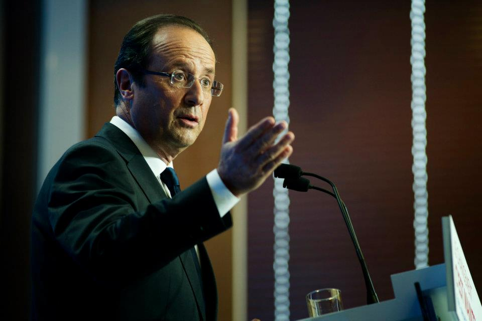 France vows to take any initiative to resume the Syria settlement process, French President Francois Hollande said Friday. (Photo: François Hollande/Facebook)