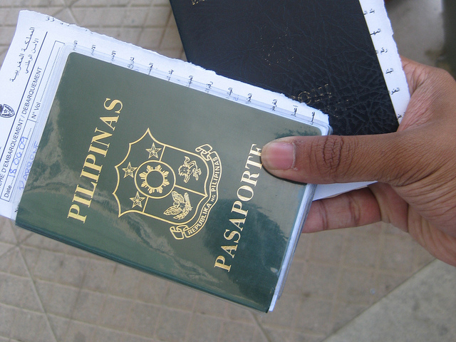 Applicants whose passports are scheduled for release on the said dates shall be accommodated on the next working day. (Photo: Jerick Parrone/ Flickr)