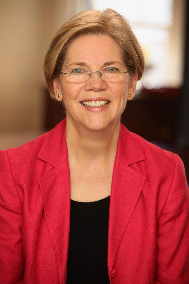 Massachusetts U.S. Sen. Elizabeth Warren is revving up her fundraising juggernaut, raking in $5.2 million in the first quarter of the year to bring her campaign account to $9.2 million. (Photo: U.S. Senator Elizabeth Warren/Facebook)