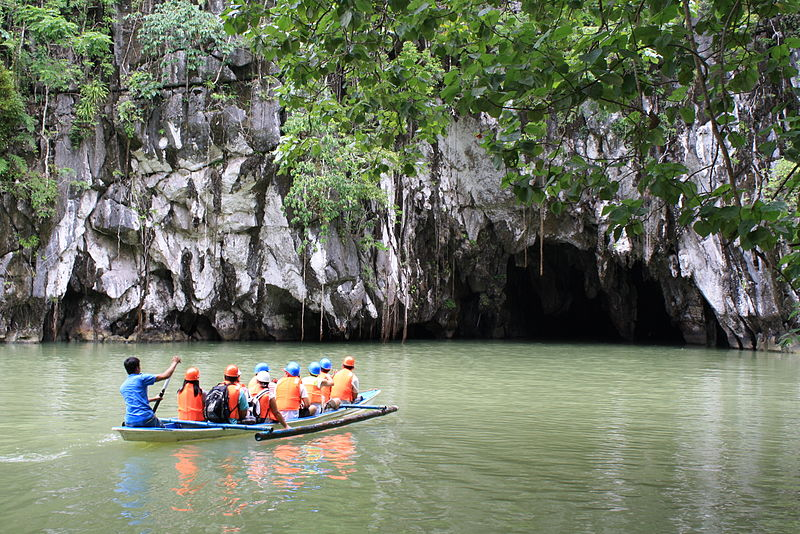 FILE: Puerto Princesa Underground River (Photo: Mike Gonzalez/ Wikipedia)