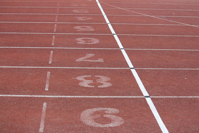 The 14-year-old runner from Capiz province has contributed to the gold medal haul of the Western Visayas region after winning the girls' 100-meter hurdles event. (Photo: Pete/ Flickr)