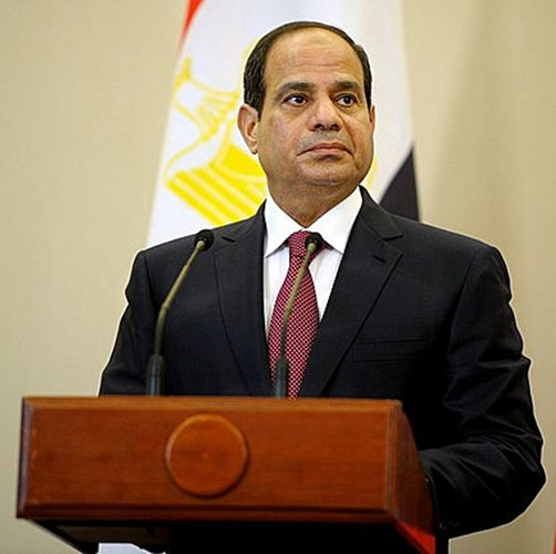 White House said in a statement that Donald Trump expressed his confidence in Egyptian President Abdel Fattah Sisi's commitment to protect Christians after deadly attacks on Coptic churches that claimed the lives of more than 40 people. (Photo by Kremlin.ru [CC BY 3.0 (http://creativecommons.org/licenses/by/3.0) or CC BY 4.0 (http://creativecommons.org/licenses/by/4.0)])