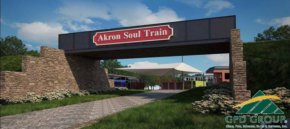 Akron City Council approved a rezoning request this past week to allow construction. (The Akron Soul Train/Facebook)