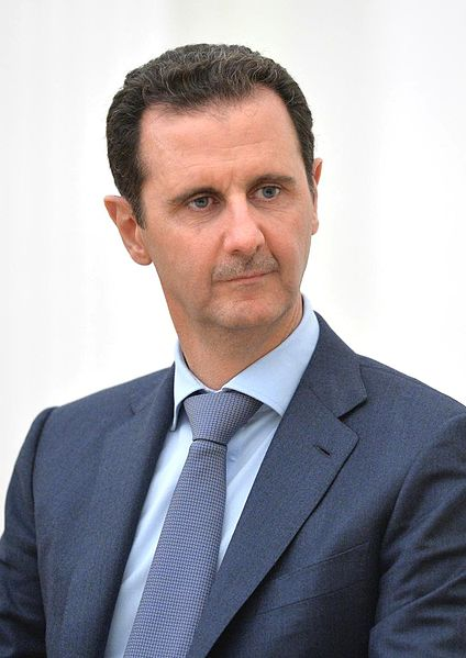 Canada has announced sanctions against 27 high-ranking officials in the government of Syrian President Bashar Assad. (Photo by Kremlin.ru [CC BY 4.0 (http://creativecommons.org/licenses/by/4.0)],)