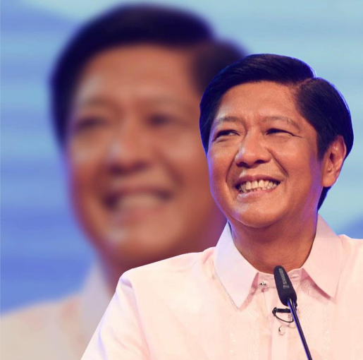 "The camp of former Senator Ferdinand 'Bongbong' Marcos Jr., welcomes the decision of Supreme Court sitting as the Presidential Electoral Tribunal (PET) setting a definite date for the preliminary conference on his electoral protest filed against Vice President Maria Leonor ""Leni"" Robredo. (Photo: Bongbong Marcos/Facebook)"