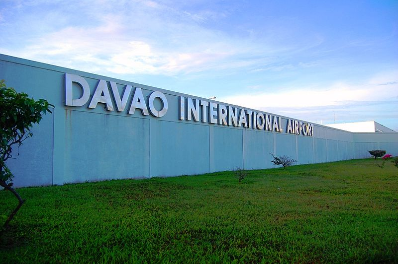 Initial reports from concerned area managers said the 7.2-magnitude earthquake that struck Sarangani municipality in Mindanao's Davao Occidental province at 4:23 a.m. Saturday did not cause any damage to airports. (Photo By George Parrilla [CC BY 2.0 (http://creativecommons.org/licenses/by/2.0)])