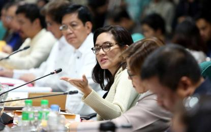 Hontiveros, chair of the Senate Committee on Women, said that many international studies showed that paid parental leaves have no significant negative effects on small-scale businesses. (Photo: Philippine News Agency)