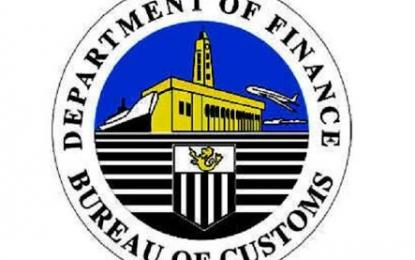 The BOC added that demand letters were sent by the District Collector of the Port of Manila (POM) to San Jose, CGAC, ISAC and PFMIC in 2015. On July 28, 2015, the District Collector sent a final demand letter to the surety companies. (Photo: Philippine News Agency)