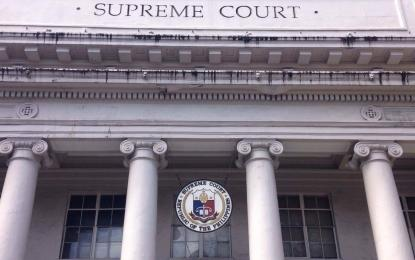 SC spokesman Theodore Te announced the directive during summer session of the magistrates in Baguio City. (Photo: Philippine News Agency)