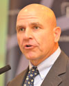 """It just fits into a pattern of provocative and destabilizing and threatening behavior on the part of the North Korean (DPRK) regime,"" H.R. McMaster said in an interview with American Broadcasting Company. (Photo: International Institute for Strategic Studies)"