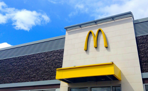 A craving for a McDonald's cheeseburger apparently prompted an 8-year-old Ohio boy to take his 4-year-old sister for a ride in his dad's van, which he learned to drive on the internet. (Photo: Mike Mozart/Flickr)