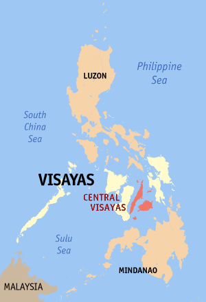 "He said there is ""neither a specific nor direct threat of kidnapping in Central Visayas."" (Photo: seav/ Wikipedia)"