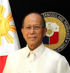 This was disclosed by Department of National Defense (DND) Secretary Delfin Lorenzana when asked by the alleged reports claiming that it was terrorist group who was behind the bloody incident. (Photo: Department of National Defense)